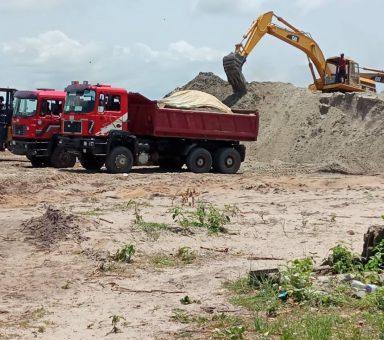 2007 Work for Bayelsa Govt NDU AM A SOMA